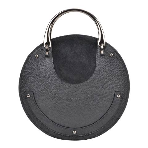 Isabella Rhea Black Crossbody Bag