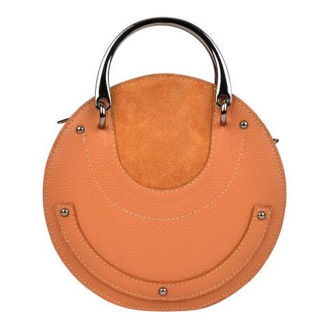 Isabella Rhea Cognacn Crossbody Bag