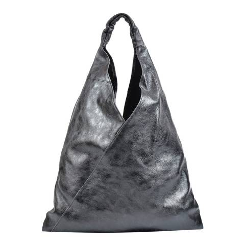Isabella Rhea Black Shopper Bag