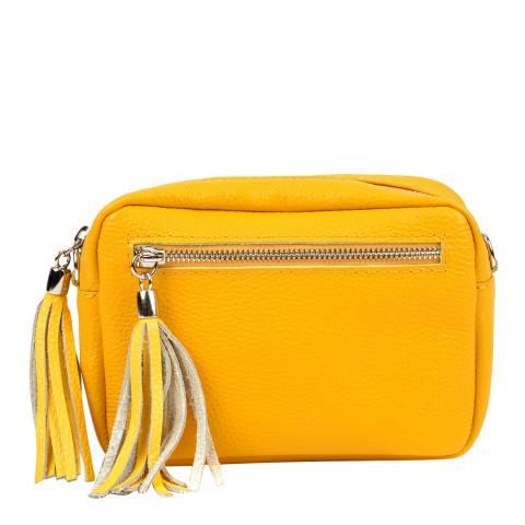 Isabella Rhea Multi Leather Shoulder Bag