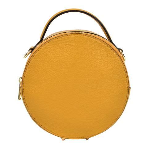 Isabella Rhea Yellow Shoulder Bag