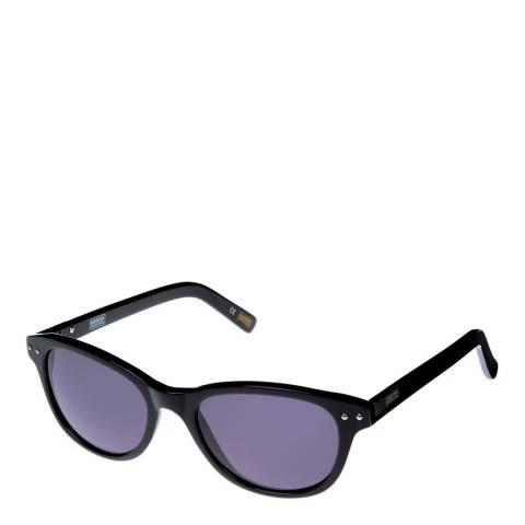 Barbour Men's Black Barbour Sunglasses 56mm