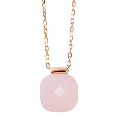 Wish List Pink Crystal Linea Moda Necklace