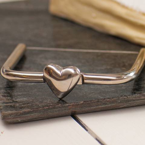 Scottish Made Heart Cheese Wire