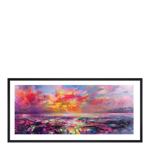 Scott Naismith Skye Equinox Framed Print, 30x60cm
