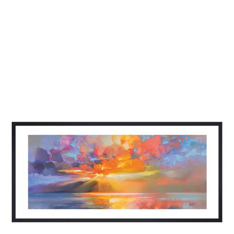 Scott Naismith Arran Equinox Framed Print, 30x60cm