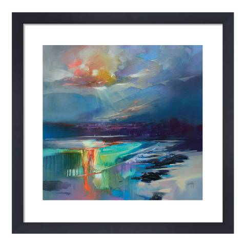 Scott Naismith Arran Shore Framed Print, 40x40cm