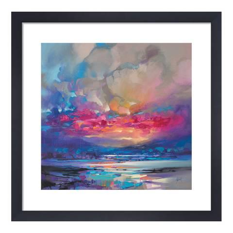 Scott Naismith Quantum Skye Framed Print, 40x40cm