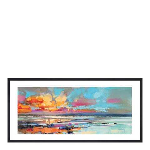 Scott Naismith Tiree Sand Framed Print, 30x60cm