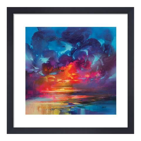 Scott Naismith Liquid Light 3 Framed Print, 40x40cm