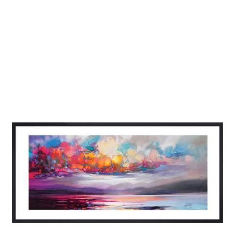 Scott Naismith Stratocumulus Framed Print, 30x60cm