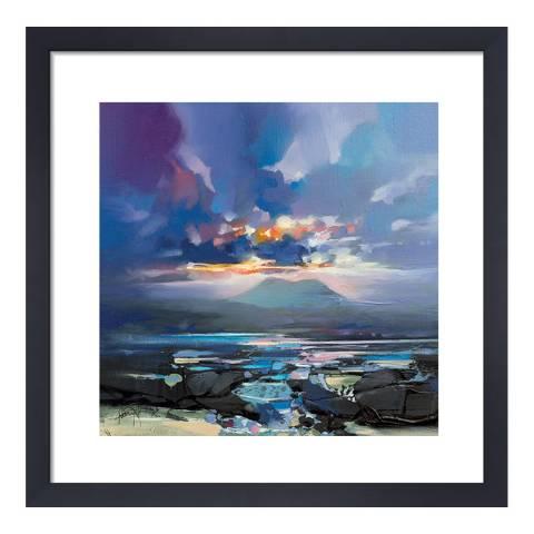 Scott Naismith West Coast Blues III Framed Print, 40x40cm