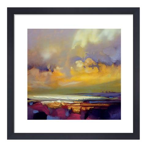 Scott Naismith Rising Framed Print, 40x40cm