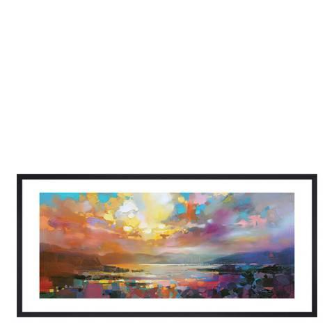Scott Naismith Marina Framed Print, 30x60cm