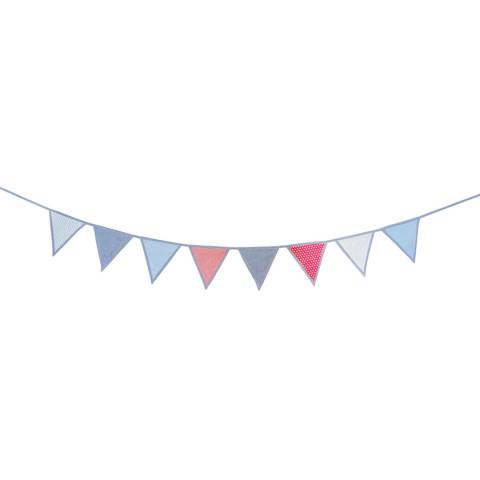 Kids Concept Blue Multi Bunting