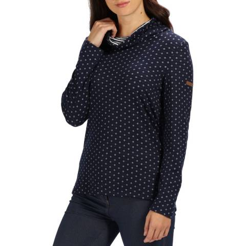 Regatta Navy/Light Vanilla Harmonia Sweater