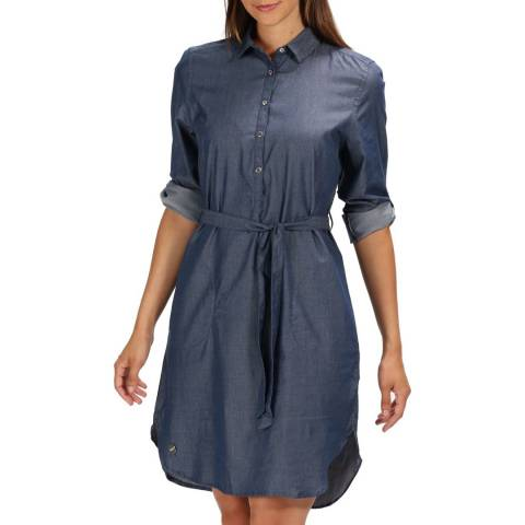 Regatta Navy Chambray Danika Dress