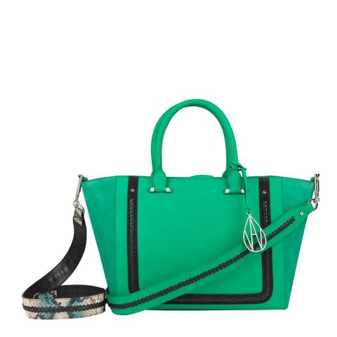 Amanda Wakeley Emerald  Johansson Tote Leather Bag