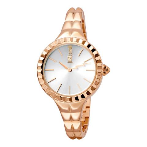 Just Cavalli Rose Gold Watch 34mm