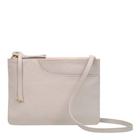 Radley Brown Medium Crossbody Pocket Compartment Bag