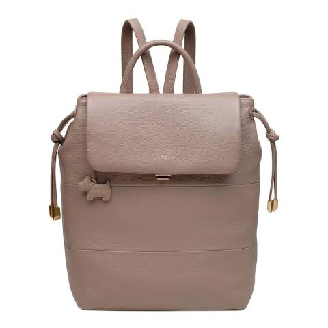 Radley Brown Large Backpack Flapover