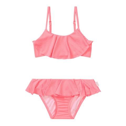 Seafolly Pink Ruffle Tankini