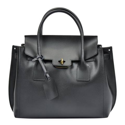 Luisa Vannini Black Luisa Vannini Tote Bag