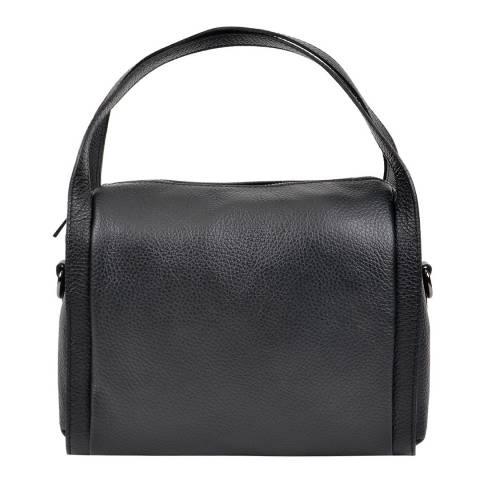 Luisa Vannini Black Luisa Vannini Square Shoulder Bag