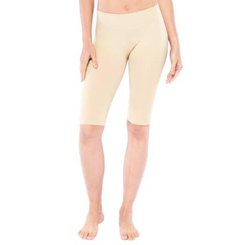 Electric Yoga Nude Biker Shorts
