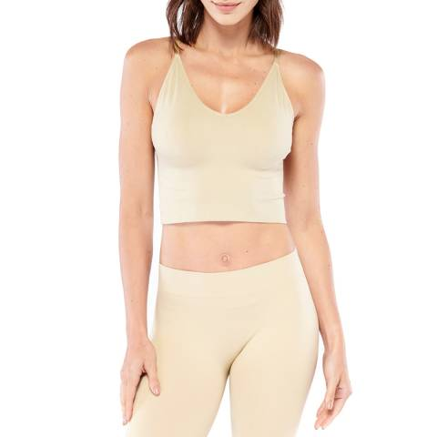 Electric Yoga Nude Soft Seamless Bra