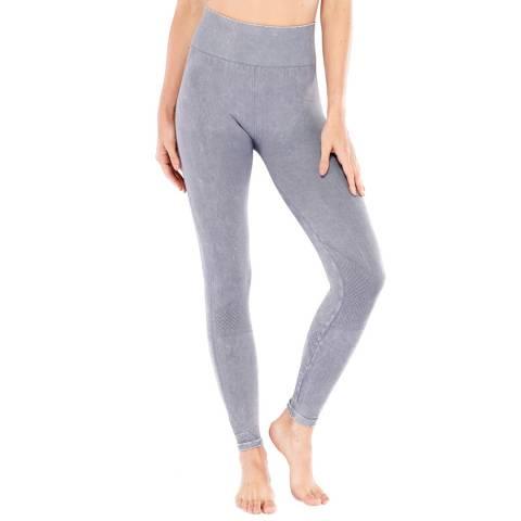 Electric Yoga Grey High Rise Controlled Leggings