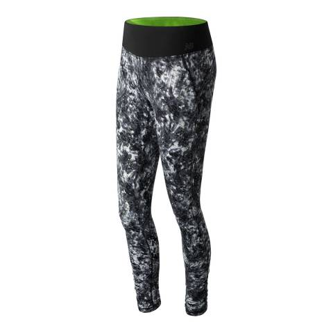 New Balance Performance Multi Printed Performance Tight