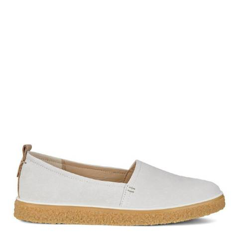 ECCO Shadow White Riddick Loafer