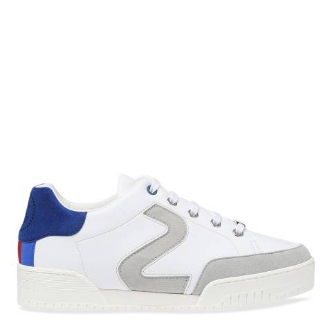 Stella McCartney White Low Rise Sneaker