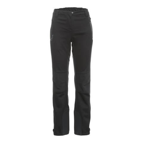 Trespass Black Sola Softshell Trousers