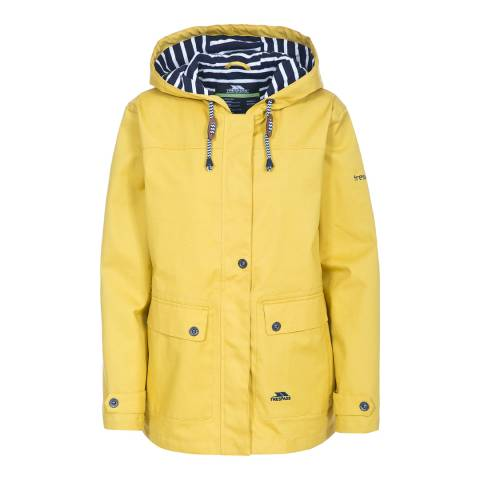 Trespass Yellow Seawater Jacket