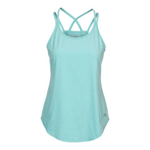 Trespass Tropical Blue Marl Meghan Active Vest