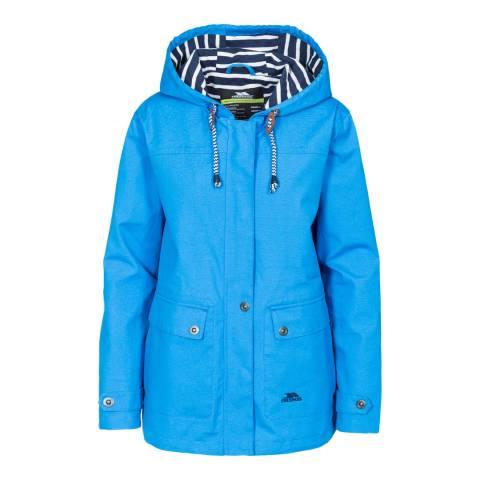 Trespass Vibrant Blue Seawater Jacket