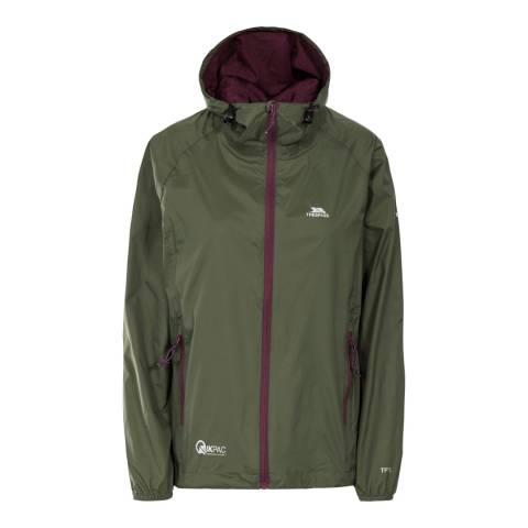 Trespass Moss Qikpac Jacket