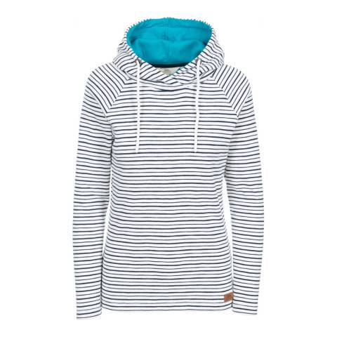Trespass Navy Caramba Casual Hoody