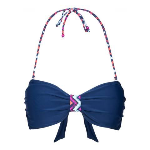Trespass Navy Aubrey Bikini Top