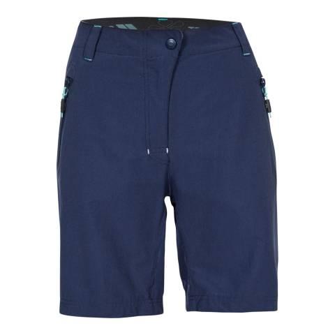 Trespass Navy Brooksy Shorts