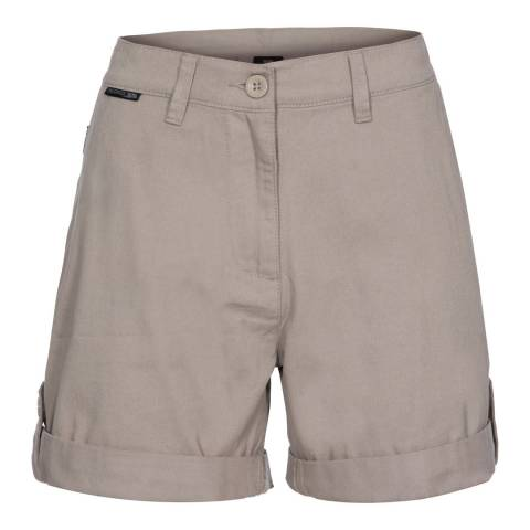 Trespass Oatmeal Rectify Shorts