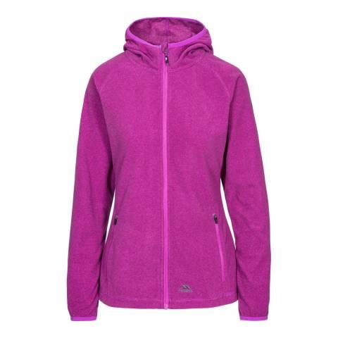 Trespass Purple Jennings Fleece