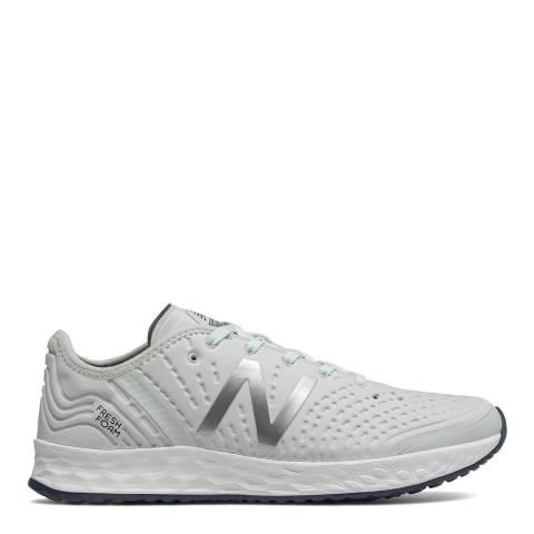 New Balance Performance Grey Fresh Foam Crush Sneakers