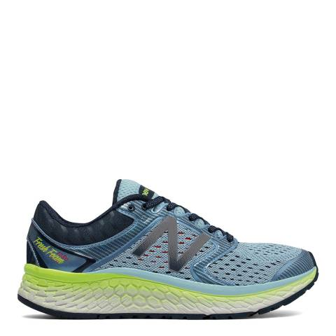 New Balance Performance Sky Bue Fresh Foam 1080v7 Sneakers