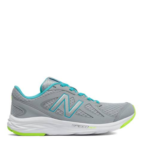 New Balance Performance Space Grey 490v4 Sneakers