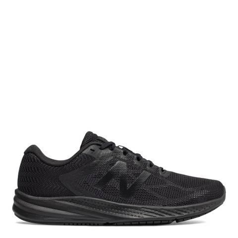 New Balance Performance Black Mesh 490v6 Sneakers