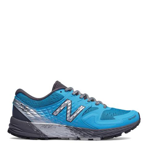 New Balance Performance Bold Blue Summit Q.O.M. Sneakers