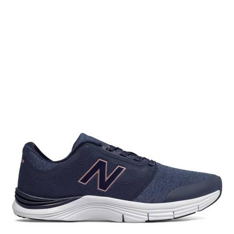New Balance Performance Navy WX 715 v3 Fresh Foam Sneakers